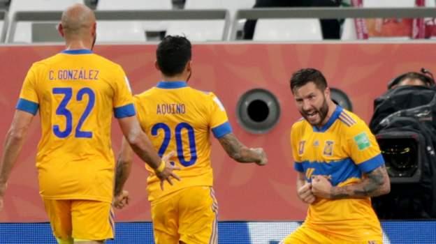 Keanggotaan Piala Global: Palmeiras 0-1 Tigres -Pierre Gignac mencetak gol pemenang thumbnail