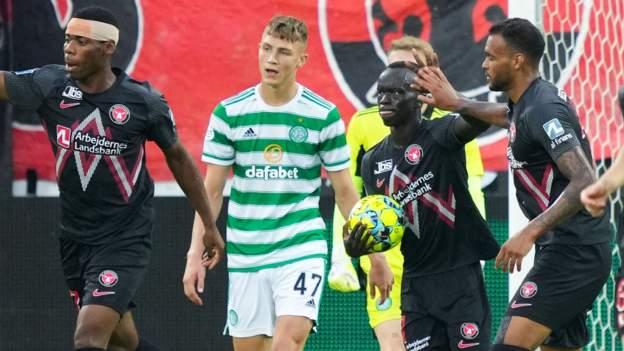 Callow Celtic exit Champions League
