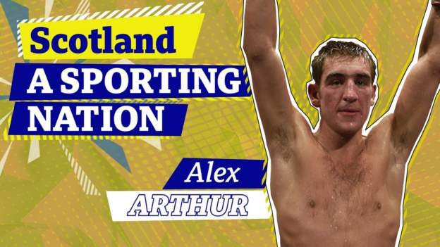 Sporting Nation: 'Without boxing, what am I?' - Alex Arthur on post-career struggles thumbnail