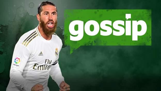 Transfer rumours: Ramos, Varane, Camavinga, Coman, Messi, Ronaldo, Griezmann