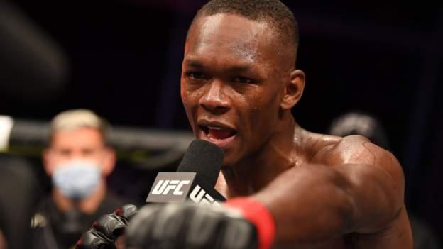 Nigeria's Adesanya retains UFC title