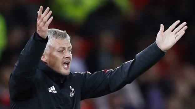 Manchester United boss Ole Gunnar Solskjaer blames Jurgen Klopp for lack of penalties