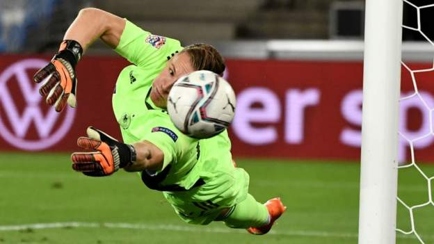 Nations League: Germany held by Switzerland as winless run continues thumbnail