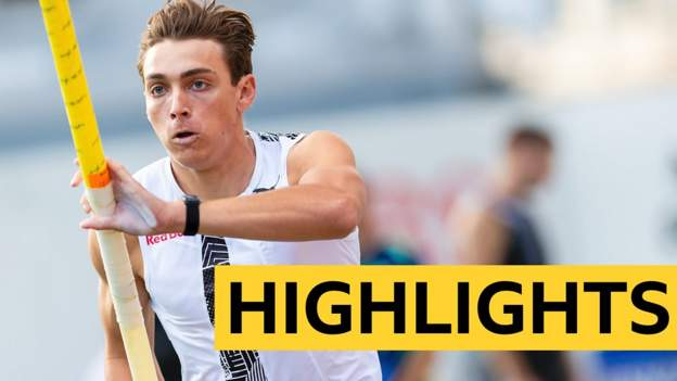 Diamond League: Sweden's Armand Duplantis and United States' Sam Kendricks shine in pole vault at Lausanne thumbnail