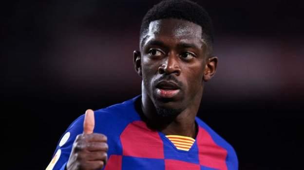 Transfer rumours: Dembele, Silva, Watkins, Bale, Iheanacho, Thiago - bbc