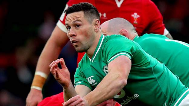 Six Nations 2020: Scrum-half John Cooney called into Ireland squad