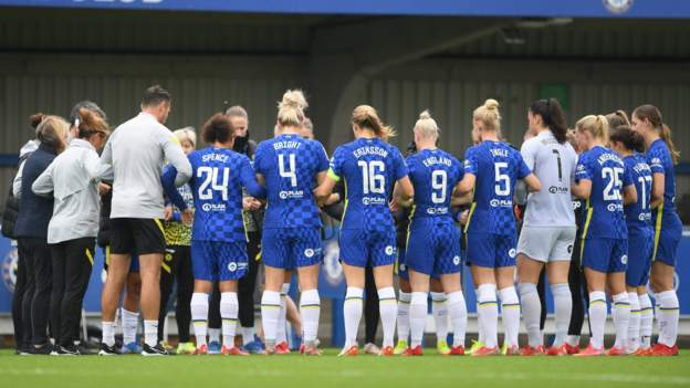 Chelsea, Aston Villa & Reading hyperlink arms to unite with NWSL gamers over allegations thumbnail