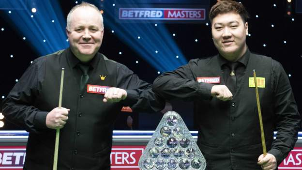masters snooker final - photo #13