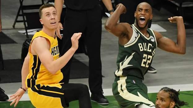 Milwaukee Bucks ve Brooklyn Nets İlk Play-off Maçlarını Kazandı