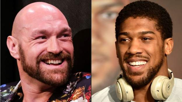 'He's a business man and I'm a spartan' - Fury tells Hearn how he expects to beat Joshua thumbnail