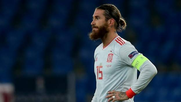 Ramos misses two penalties on record night