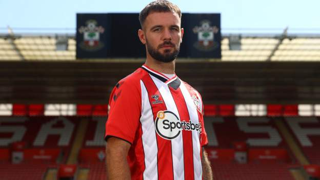 Adam Armstrong: Southampton sign striker from Blackburn on four-year deal