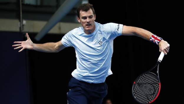 Jamie Murray and Neal Skupski lose Battle of the Brits opener thumbnail