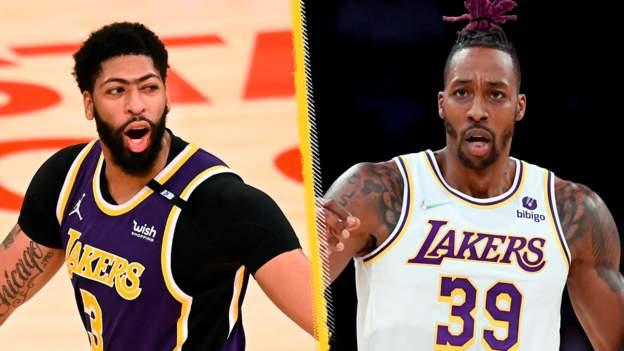 Davis Howard involved in LA Lakers row