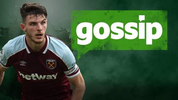 Rumor transfer: Rice, Soler, Asensio, Pogba, Van de Beek, Ramsey, Foden thumbnail