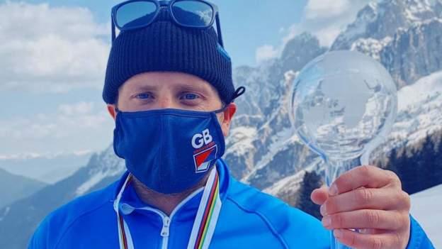 Barnes-Miller wins Para-snowboard World Cup title