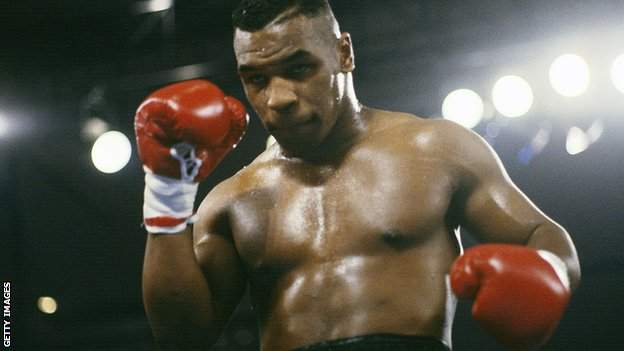 Tyson became the youngest heavyweight world champion in history in 1986