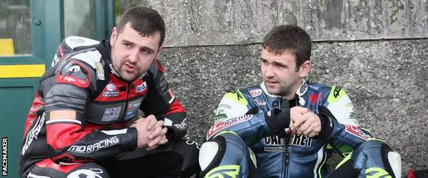 Michael Dunlop and William Dunlop