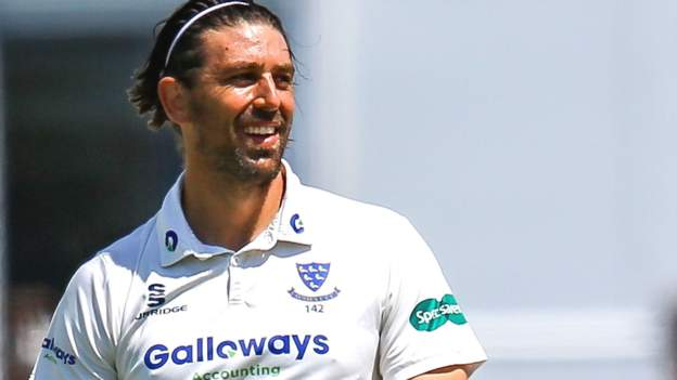 David Wiese: Sussex re-sign South African all-rounder for T20 Blast