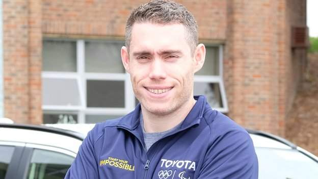 Jason Smyth has mixed emotions over the postponement of the Tokyo Games