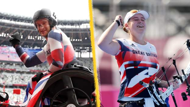 Golds for Small & Paterson Pine as GB win four medals - Paralympics day six so far thumbnail