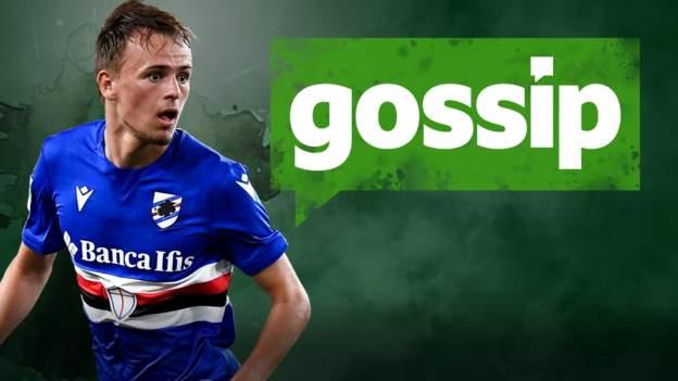 Transfer rumours: Damsgaard, Mbappe, Kounde, Vlasic, Icardi, Sabitzer