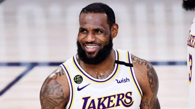 LeBron James LA Lakers ile 85 milyon dolar değerinde iki yıllık sözleşmeye imza atacak