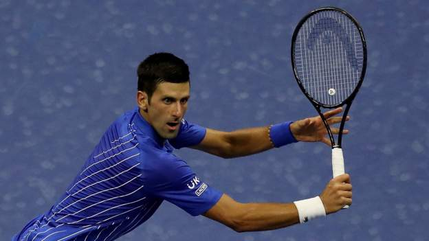 Djokovic fights back to beat Edmund at US Open thumbnail