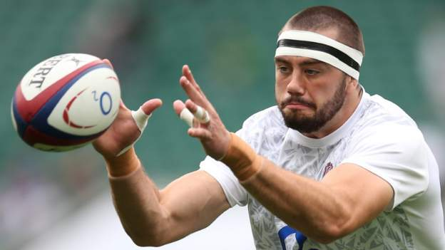 England's Ludlow banned for four matches