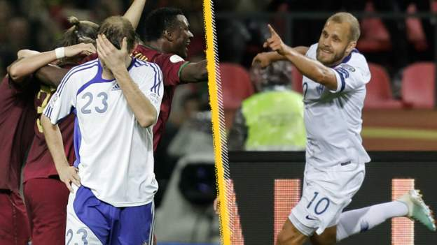 Euro 2020: Finlands journey from depths of despair to historic qualification