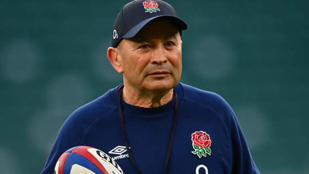 Eddie Jones: The England coach received RFU support after the review