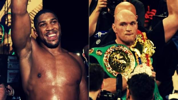 'It will 100% happen' - Fury on Joshua bout