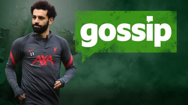 Transfer rumours: Salah, Brownhill, Gerrard, Christensen, McCormick, Hamsik - bbc