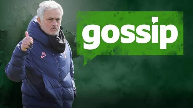 Beralih rumor: Mourinho, Mbappe, Kane, Bailly, Lingard, Aguero, Johnstone thumbnail