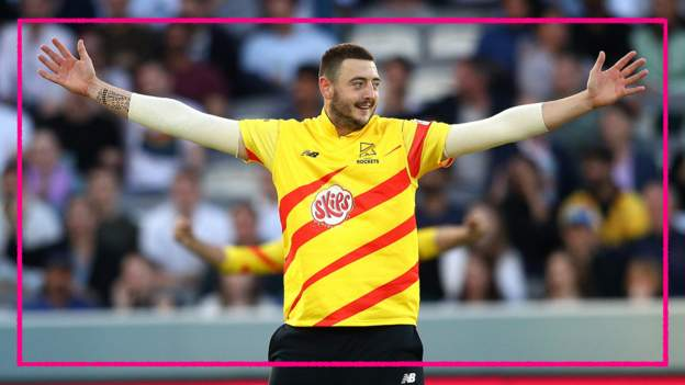 The Hundred: Trent Rockets maintain 100% record with London Spirit win
