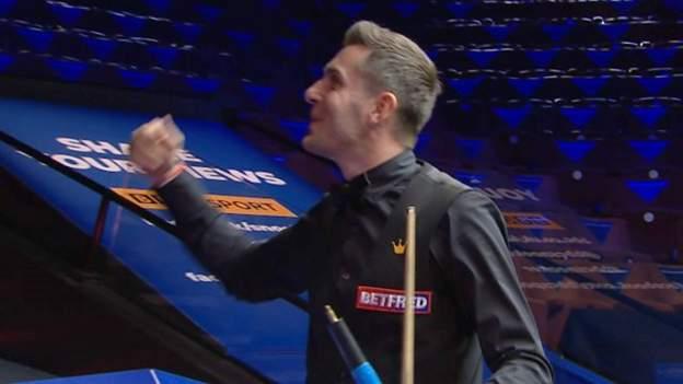 Watch: Selby's century break in winner-takes-all final frame