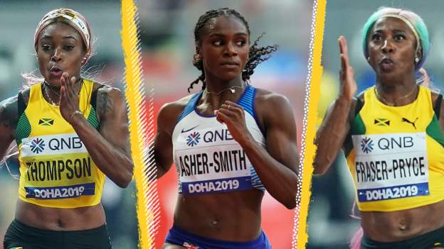 Five reasons to watch the women's 100m on Saturday