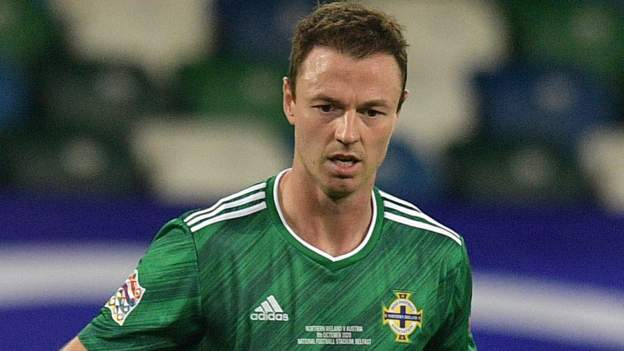 Northern Ireland: Jonny Evans in squad as Kyle Lafferty and Liam Boyce left out