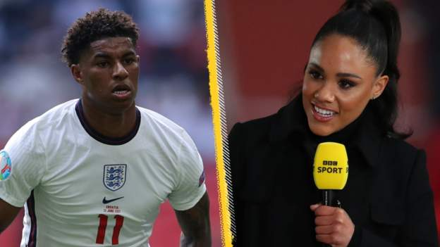 Football Black List 2021: Man Utd forward Marcus Rashford and pundit Alex Scott named on list