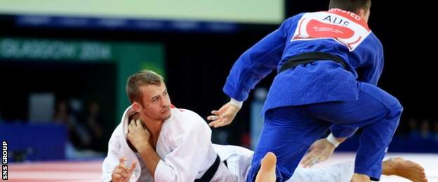 Pat Dawson lost out on a Glasgow 2014 bronze medal