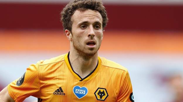 Diogo Jota: Liverpool agree £45m deal with Wolves for forward - bbc
