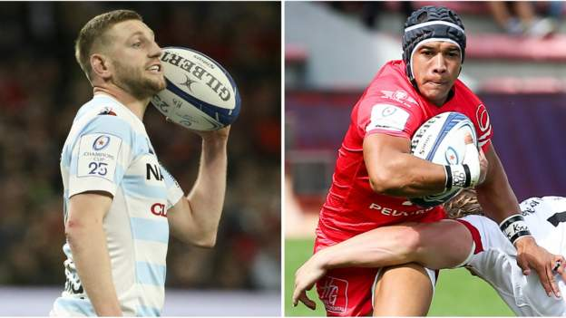 Champions Cup: Racing 92 & Toulouse - Joe Worsley's guide to French semi-finalists