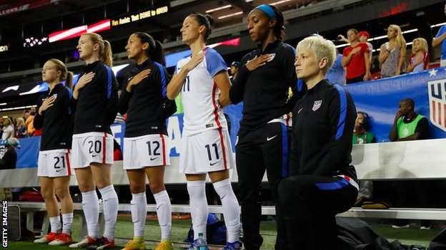 Florida congressman seeks ban on soccer players kneeling 06/13/2020