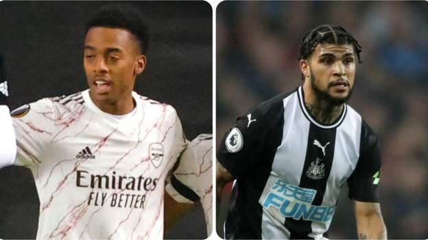 Newcastle broadcast news: Joe Willock of Arsenal joins and DeAndre Yedlin leaves