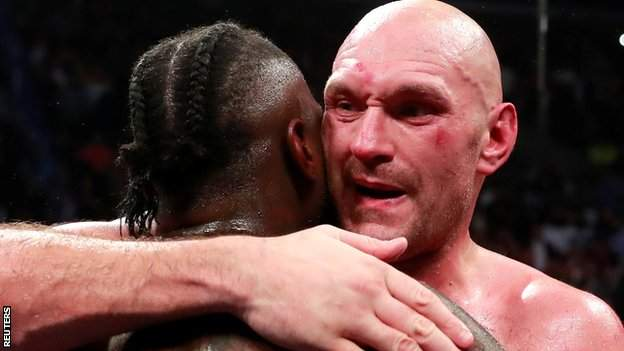 Fury's new deal could make negotiations for a Deontay Wilder rematch more problematic