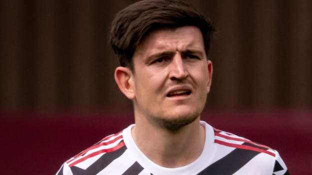 Harry Maguire: Kapten Manchester United menderita kerusakan ligamen engkel thumbnail