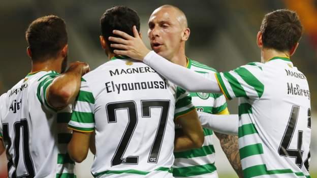 Riga FC 0-1 Celtic: Lennon praises