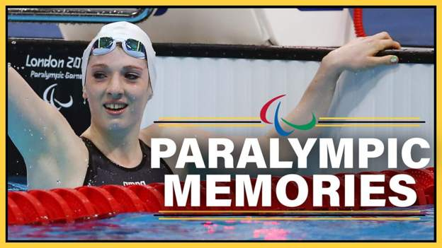 Paralympic Memories - Firth on winning gold at 16 and getting selfies with Phelps
