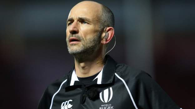 Wales coach Wayne Pivac to contact World Rugby over referee Romain Poite