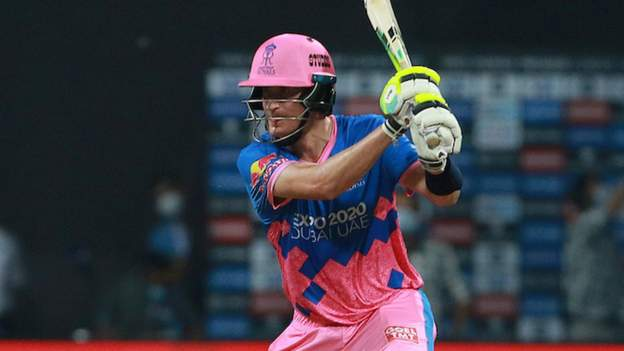 Royals beat Capitals by three wickets